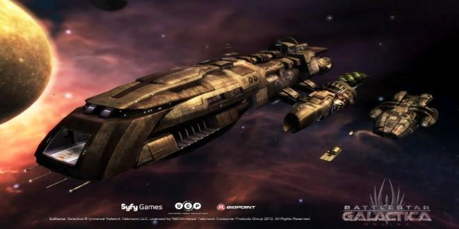 Battlestar Galactica Online – Erobere die Galaxy