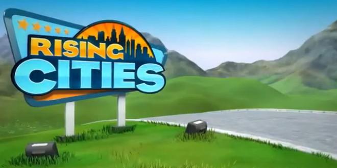 Rising Cities – Erbaue deine eigene Stadt