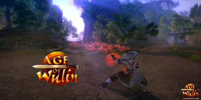 Age of Wulin – Werde zur Kung-Fu Legende