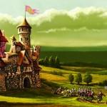 Die Burg als Ausgangspunkt