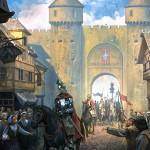 Die Stämme - Einmarsch der Ritter