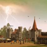 Die Stämme - Ritter Turnierplatz