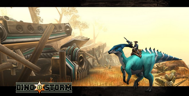 Dino Storm - Best Action MMO of the Year 2013