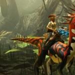 Dino Storm - Banditen reiten Dinos